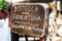 """""""Bistecca Alla Fiorentina Tagliata con Rurola"""" Sign"""