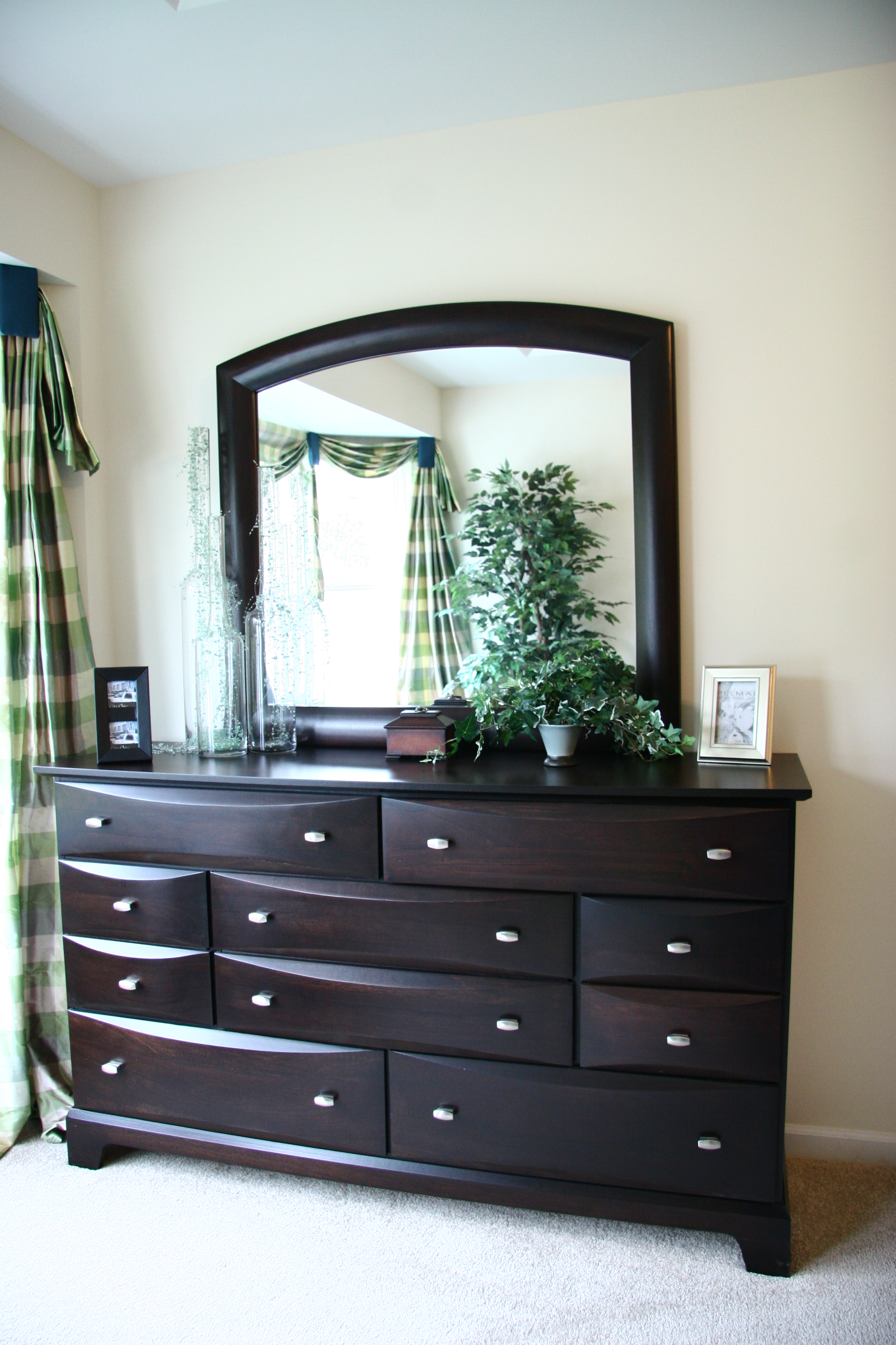 my-creative-designs | Master bedroom dresser