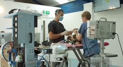 Siemens London Animal Hospital