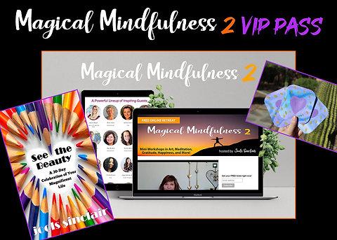 Magical Mindfulness 2 VIP Pass