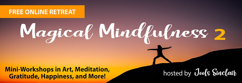 Magical Mindfulness II Header for webpag