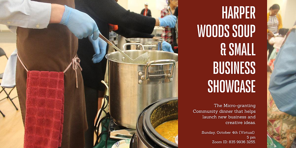 Harper Woods Soup & Small Business Showcase