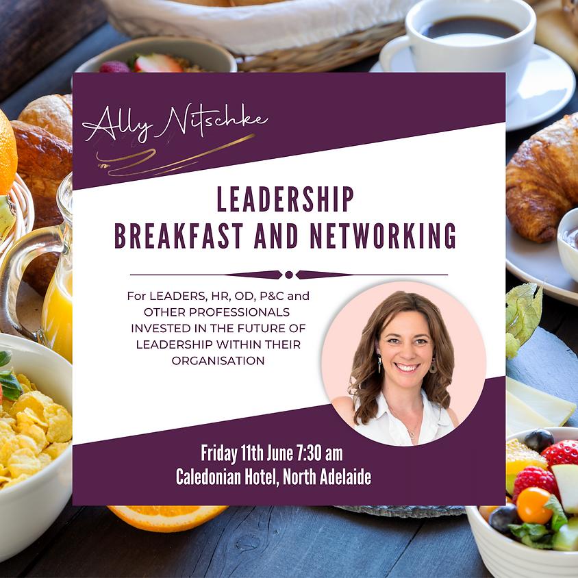 Leadership Networking Breakfast Series