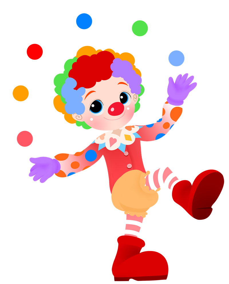 Use these clues to fill in the Clown Puzzle! (You can google for answers!)
