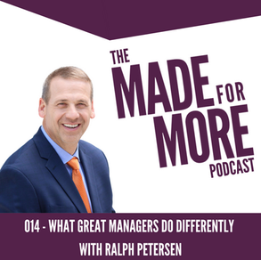 014: What Great Managers Do Differently