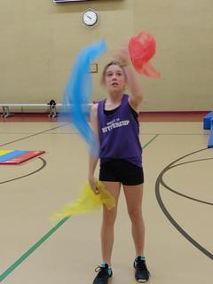 Scarf Juggling