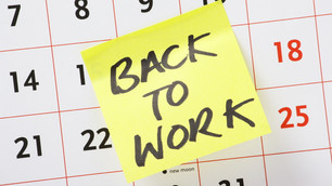 Returning to Work in 7 Easy Steps
