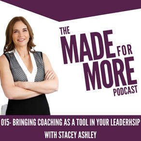 015: Bringing Coaching to Your Leadership