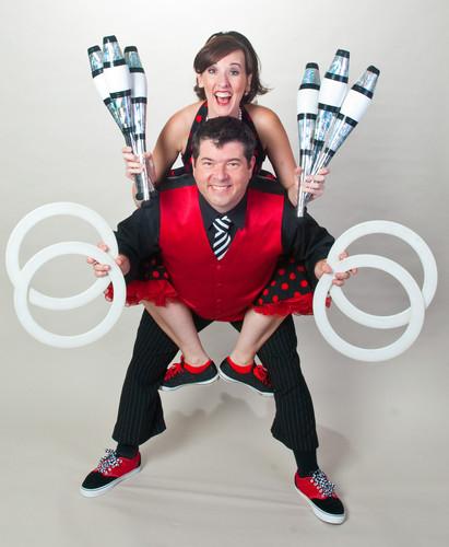 We love to juggle!