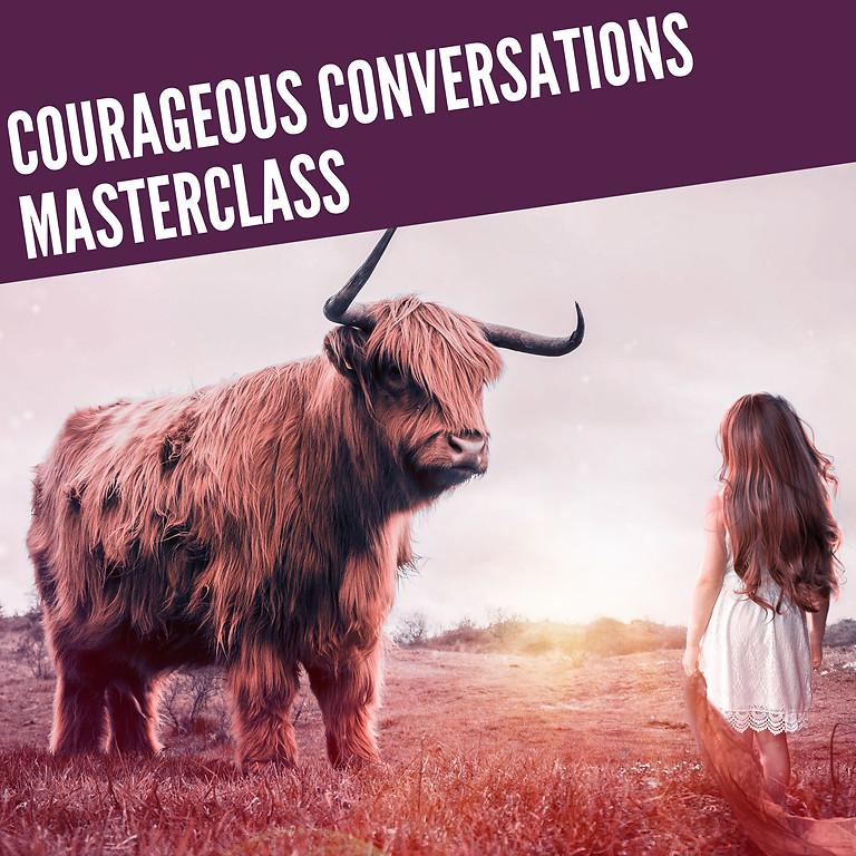 2021 Courageous Conversations™ Masterclass