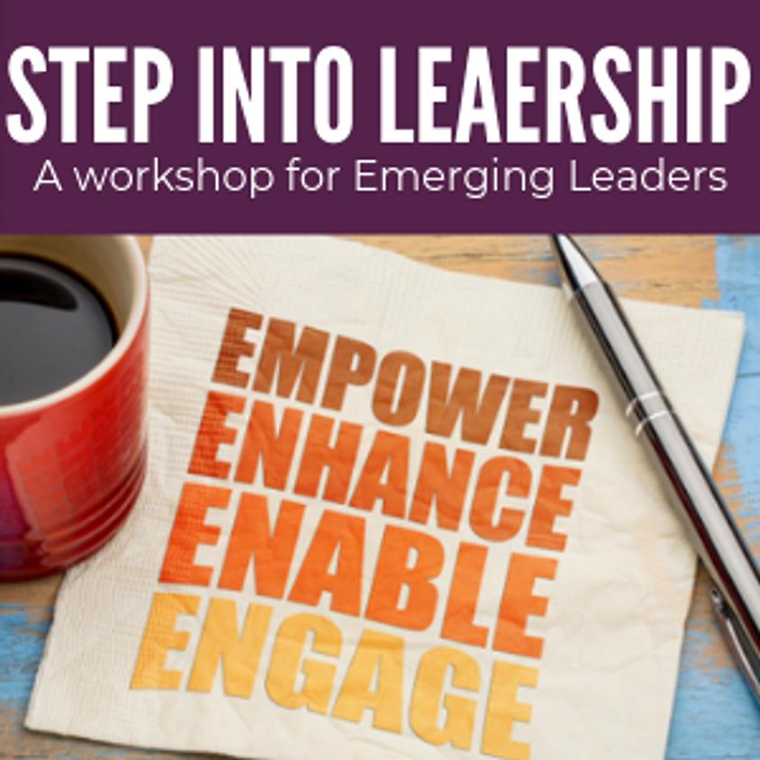 Step Into Leadership™