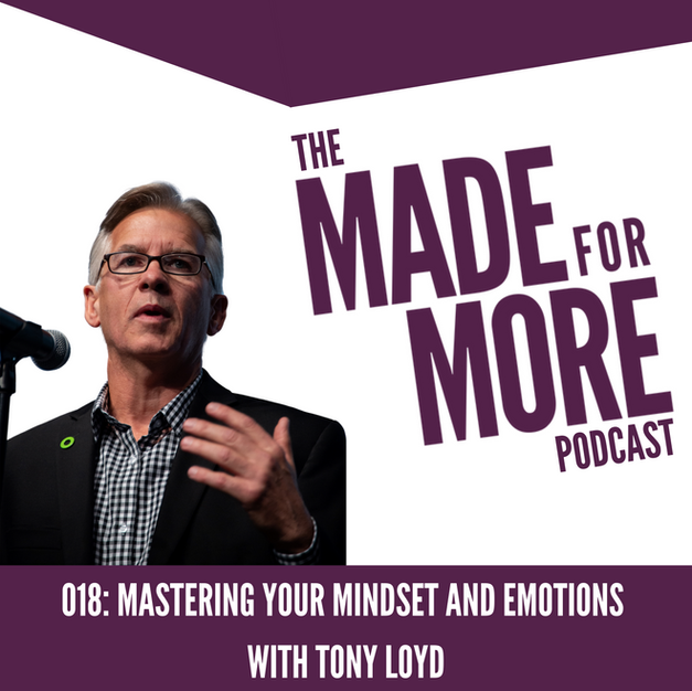 018: Mastering Your Mindset and Emotions
