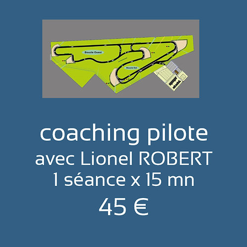 coaching pilote - 1 séance