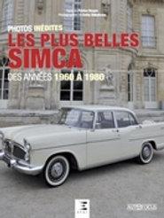 Les plus belles Simca, des années 1960 à 1980 - ETAI