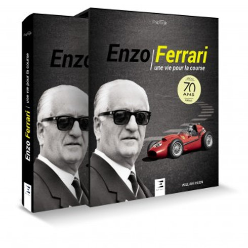 Enzo Ferrari une vie pour la course - ETAI
