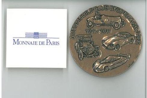 Médaille du Centenaire