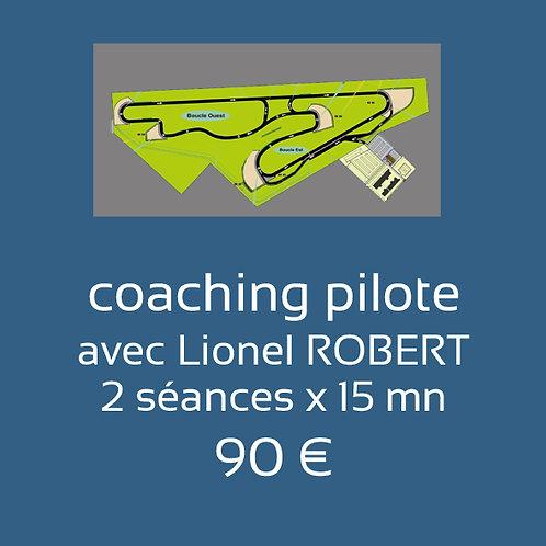 coaching pilote - 2 séances