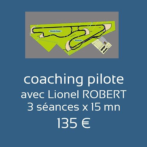 coaching pilote - 3 séances