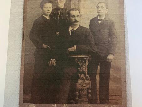 La storia di Villa Elisa e della famiglia Oggero