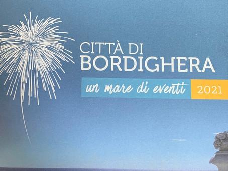 Bordighera, un mare di eventi 2021