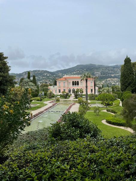 La Villa Rotschild e il Cap Ferrat