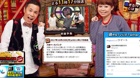 『「なるみ・岡村の過ぎるTV」イマドキの入浴グッズ!エレクトリカルシャワーパーティーが紹介されました!』