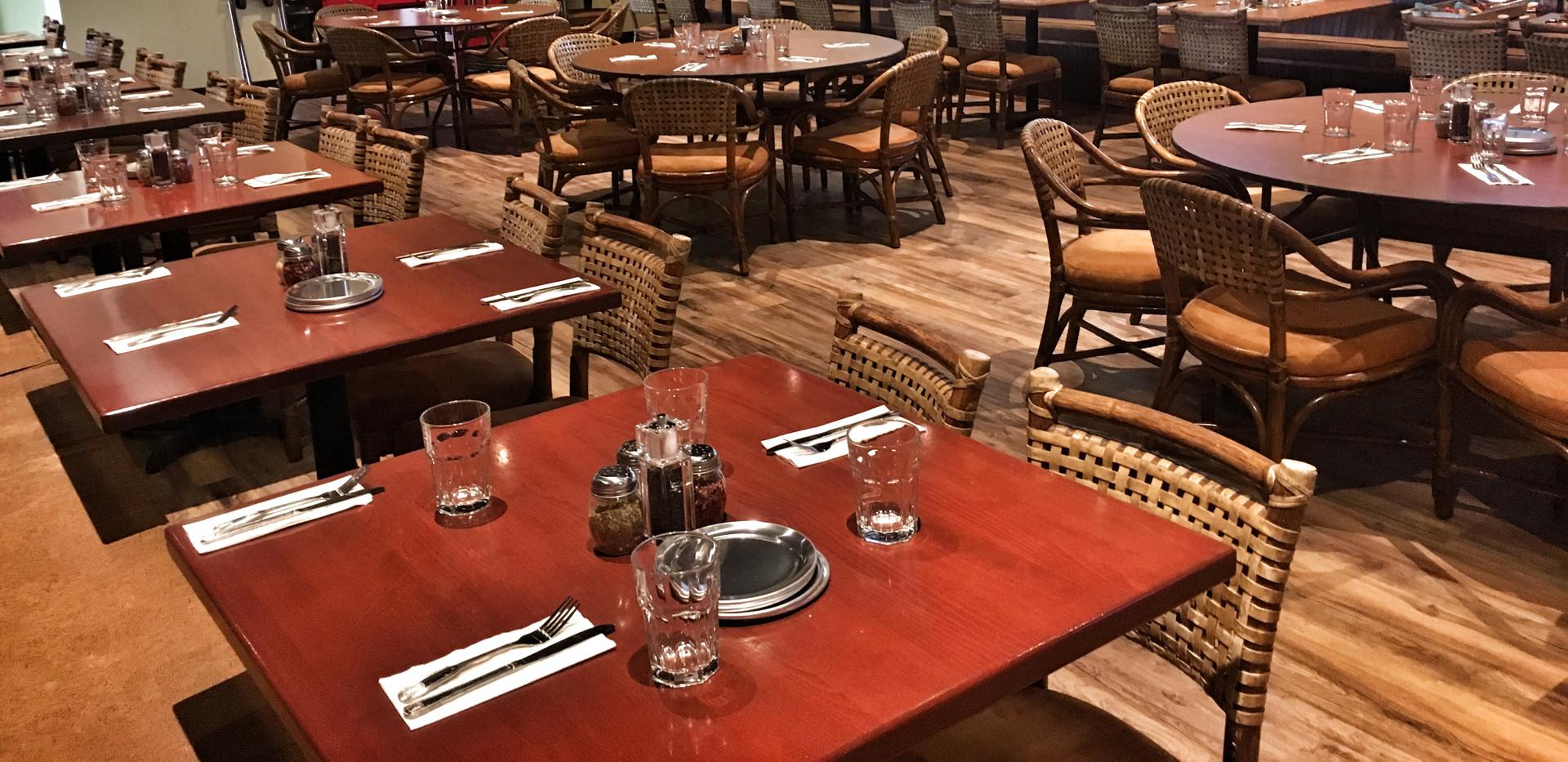 Restaurant | Team Seating