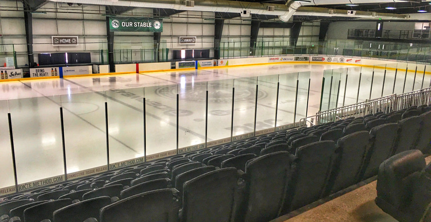 West Rink - Luxury Seating