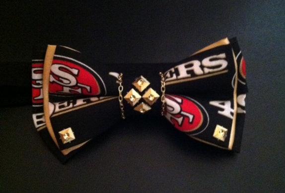 NFL Bow Tie