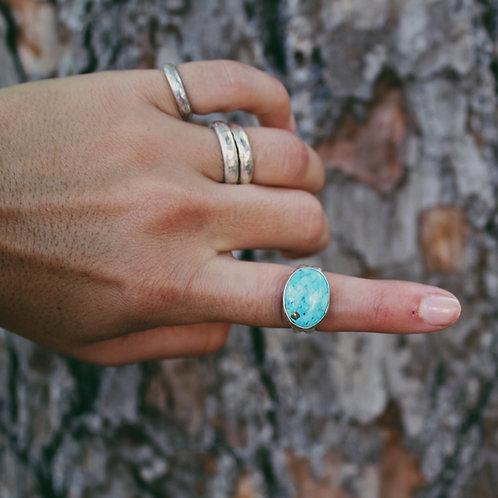 sleeping beauty turquoise ring 5.5