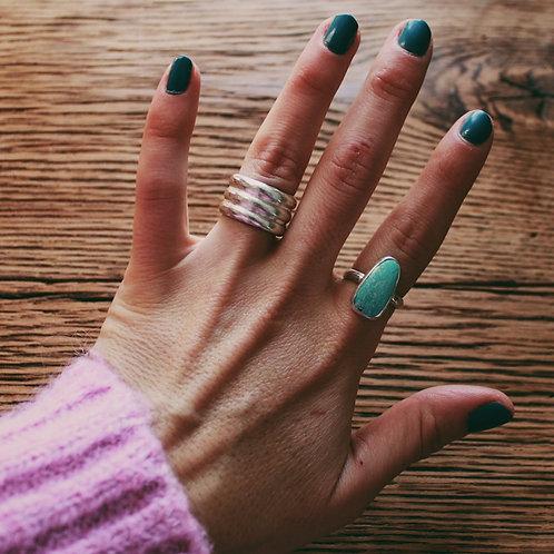 arizona turquoise ring 6.25