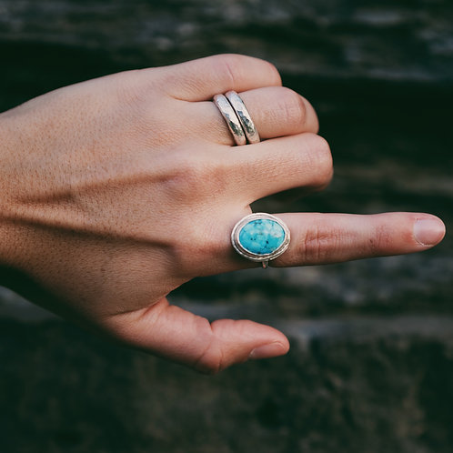 dainty turquoise ring 5