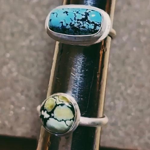 custom ring for Margie