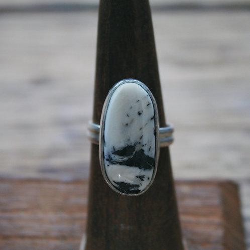 white buffalo ring 6.5