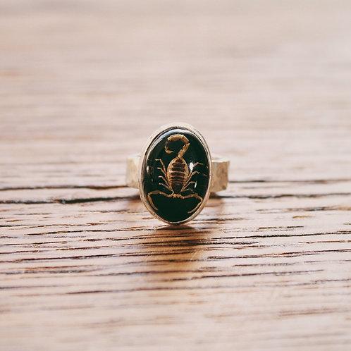 custom ring for Maria