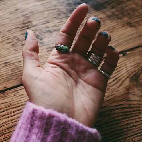 custom ring for Emily