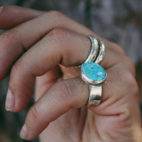 turquoise pinky ring 3