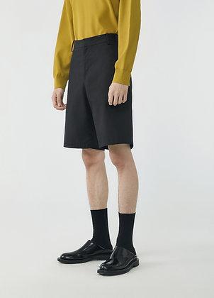 Suit shorts in black