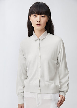 Loose sleeves cashmere cardigan