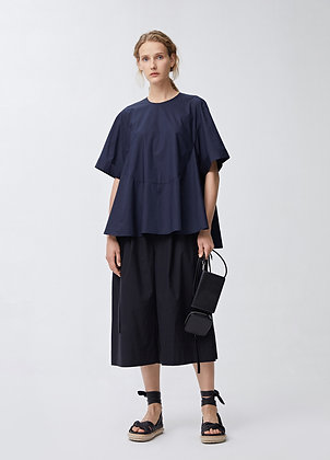 Tailored clean culottes