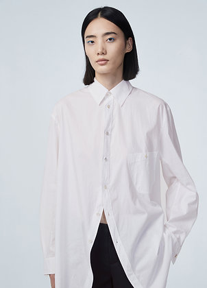 Boyfriend shirt in cotton