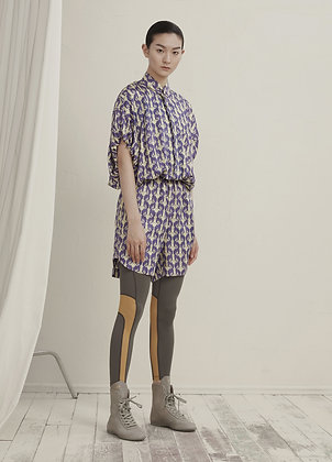 Graphical jumpsuit