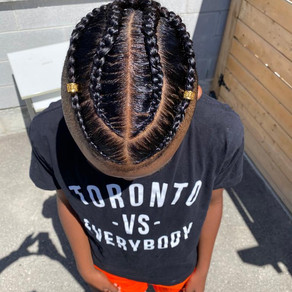 Aunty Suzie Hates My Hair: Mixed-Race Boys and Their Quest for Hair Love