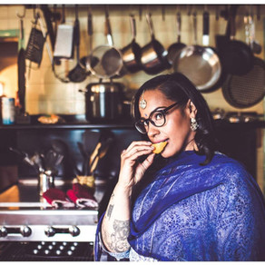 Brown Girl Bosses: Meet Master Pastry Chef and Entrepreneur  Krishna Bholanath