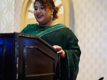 Brown Girl Bosses: Meet Lawyer and Human Rights Advocate Denera Pope-Ragoonanan