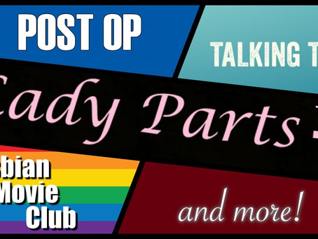 ANNOUNCING THE LAUNCH OF OUR NEW CHANNEL: LADY PARTS TV PLUS
