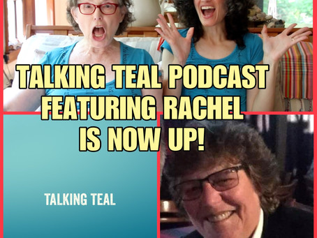 TALKING TEAL S7 PODCAST - FEATURING RACHEL