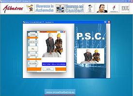 Progetto albatros software sicurezza sul lavoro cantieri for Progetto software