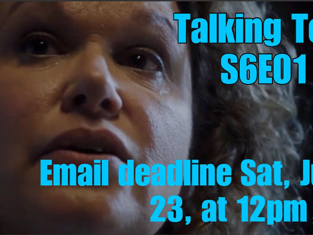 TALKING TEAL S6 E1- EMAILS ARE WELCOME NOW!
