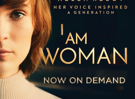 I AM WOMAN GIVEAWAY
